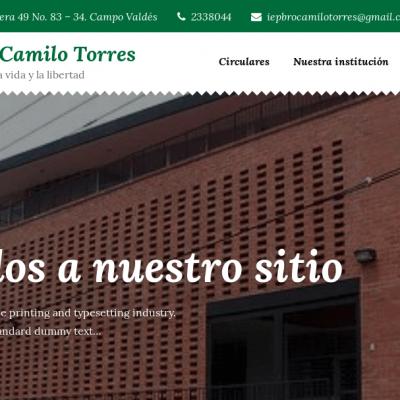 IE Presbítero Camilo Torres