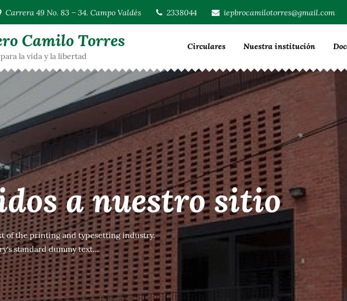 institucioncamilotorres.edu .co