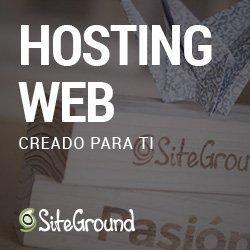 Servidor web o hosting